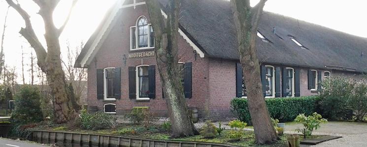 Hofstede Nooitgedacht in De Kwakel - Uithoorn aan de Amstel