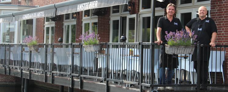 Geniet aan de Amstel - Uithoorn aan de Amstel