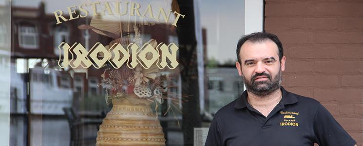 restaurant Irodion - Uithoorn aan de Amstel